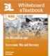 The Elizabethan Age, 1558-1603 &.Dep, War 1930-1951    [S]  Whiteboard...[1 year subscription]